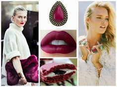 Head to Tres Jewellery blog for the biggest color trends of S/S 15!