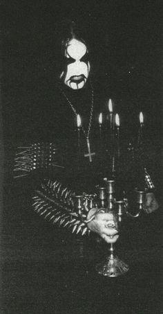 on Satyricon.By EdwardsChamelks Black Metal, Heavy Metal, Black Art, Carpathian Forest, Dimmu Borgir, Chaos Lord, Extreme Metal, Metal Fashion, Sombre