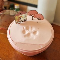 Always remember. The DIY Dog Paw Print Keepsake comes with everything you need to create a cherished commemorative of your pet. A thoughtful gift for pet owners! Wonder Pets, Lunch Box Containers, Pet Stroller, Apollo Box, Cute Desk, Paws And Claws, Gifts For Pet Lovers, Diy Stuffed Animals, Dog Paws