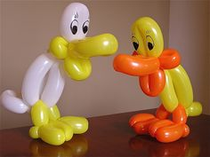 Balloon Ducks
