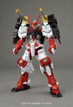 GUNDAM GUY: MG 1/100 戰国 Sengoku Gundam Astray - New Large Images [Updated 2/7/14]