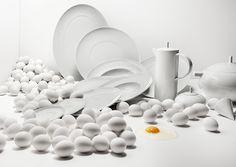 Vista Alegre. The finest white porcelain.
