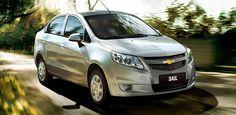 Chevrolet Sail Sedán - Desempeño de tu carro elegante