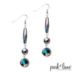 Fire & Ice Pierced Earrings | Park Lane Jewelry