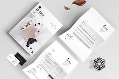 Best Magazine Media Kit and Identity  CreativeWork247 - Fonts, Graphics, Th...
