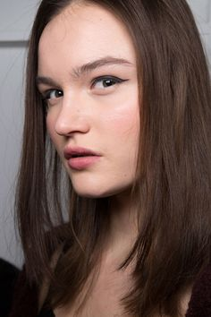 The Best Runway Beauty Looks from NYFW Fall 2016 | StyleCaster