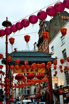 carvery:      Chinese New Year (2010): China Town, London.