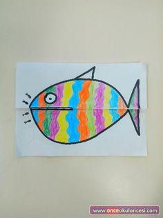 Ağzını Açmış Balık - Önce Okul Öncesi Ekibi Forum Sitesi - Biz Bu İşi Biliyoruz