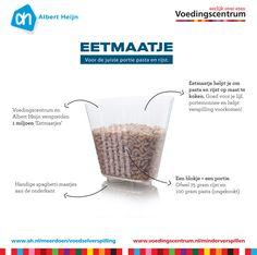 Het eetmaatje   http://www.voedingscentrum.nl/nl/thema-s/1-miljoen-maatbekers-eetmaatje/wat-is-het-eetmaatje.aspx  http://www.voedingscentrum.nl/nl/thema-s/1-miljoen-maatbekers-eetmaatje/video-eetmaatje-van-idee-tot-product.aspx