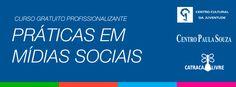 Amorim Sangue Novo: Abertas as inscrições para curso gratuito de Práticas em Mídias Sociais