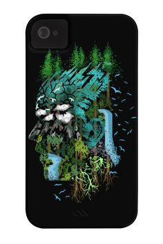 Father Earth Phone Case for iPhone 4/4s,5/5s/5c, iPod Touch, Galaxy S4