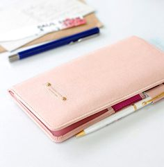 Keep your passport stashed in this adorable case.