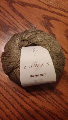 Rowan Panama Yarn, Yarn Destash Sale by ThreadsandKrates on Etsy