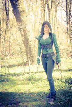 Robin Hood (2013-04-20) Elf Fantasy Fair, Haarzuilens 2013 #Rule63