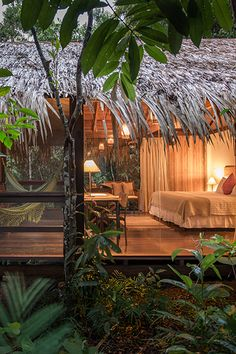 Anavilhanas Jungle Lodge is a winner in the All-Inclusive Vacations category. We love it's environmental focus. #Fodors100
