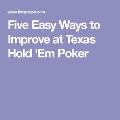 easypoker poker