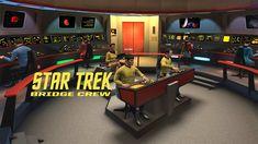 Star Trek Bridge Crew Virtual Reality goes Social