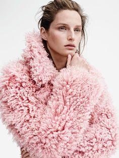 Vogue UK August 2014
