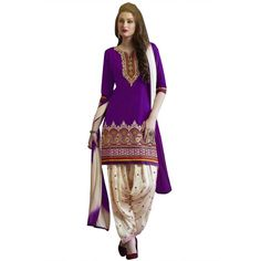 Latest Cotton Embroidery Suits