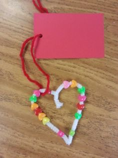 Cute preschool Valentine craft