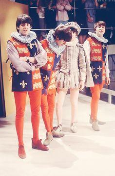 The Beatles go Renaissance