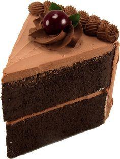 Chocolate cake, Incredible icing, Lovely texture, tastes great.