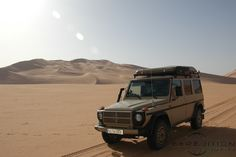 Mercedez-Benz Entdecker Expedition Vehicle - Descubrimiento sin Límites