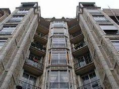 Auguste Perret. 25 bis Rue Franklin Apartment Building. Paris 1903 ...