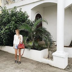 The cutest @copenhaven with her Sonia Carryall. #nenatribe