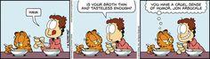 Garfield Comic Strip, September 01, 2016     on GoComics.com
