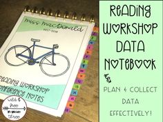 This Reader's Workshop Data Collection Tool is AMAZING! Gather assessment data, conference meeting records, student conference notes, and strategy group information all in one place!