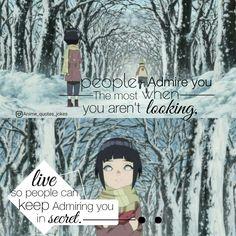 Anime quotes Naruto Shippuden Quotes #anime Naruto and Hinata