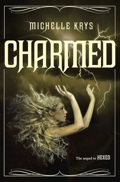 Cover Reveal: Charmed (The Witch Hunter #2) by Michelle Krys -On sale May 26th 2015 by Delacorte Press -Indie has spent the last few weeks frantically searching for Paige. She's tried every spell imaginable, but witchcraft has gotten her nowhere, and she's going crazy with guilt. Despite what her warlock boyfriend, Bishop, tells her, Indie knows it's her fault her best friend was kidnapped by the Priory.