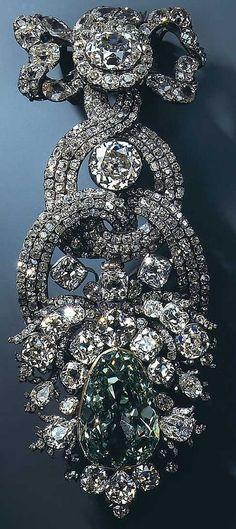 The Dresden Green Diamond - India 1768