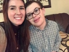 I've had a younger brother with Down Syndrome for practically my entire life.