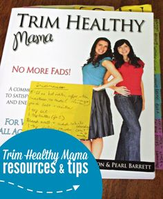 Looking for some Trim Healthy Mama resources? You've come to the right place! In this post you'll find a collection of helpful links, tips, resources, and recipes.