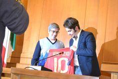 Il presidente del Molinella calcio vuole organizzare una partita questa estate nel cui saranno presenti il Volo !!!!