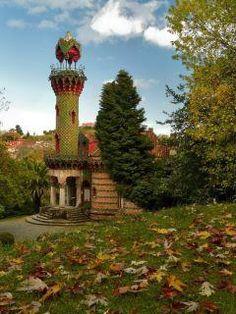 El Capricho de Gaudí #Cantabria #Spain