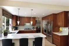 design ideas for u shaped kitchens