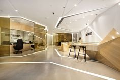 Zhongtai retail flagship store by B+H Architects, Beijing – China