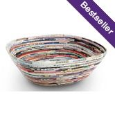 Recycled Square Bowl $22.95 Oxfam Shop
