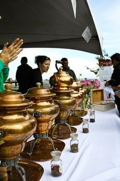 We're excited to share that Tealeaves will be at this year's Metro Vancouver Feast of Fields again! Come find our beautiful vintage copper samovars for a cup of tea on Sunday.