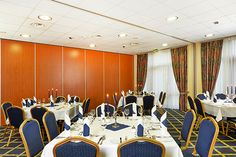 Festsaal / Banquet hall | H+ Hotel Hannover