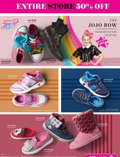 Payless Black Friday 2018 Ads and Deals Browse the Payless Black Friday 2018 ad scan and the complete product by product sales listing. Black Friday Shoes, Black Friday Ads, Black Shoes, Jojo Bows, Shoe Sale, Coupons, Design, Coupon, Design Comics