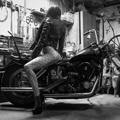 Simply stated--Toxic Vision is the methodical chaos of one. Lady Biker, Biker Girl, Moto Biker, Stunt Bike, Motorbike Girl, Motorcycle Outfit, Dirt Bike Girl, Toxic Vision, Car Girls