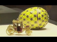 Fabergé eggs on show in St Petersburg - le mag