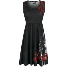 Negan's Bat - Medium-length dress by The Walking Dead