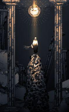 Sauron in Numenor by dimo_6u6