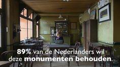 Succes: bezuiniging op monumenten van de baan! Voor Erfgoedvereniging Heemschut maakten we een miniserie over particulieren die in een rijksmonument wonen.