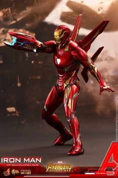 be27449a2778 Avengers  Infinity War - 1 6th scale Iron Man Collectible Figure From Hot  Toys